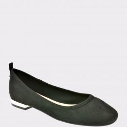 Balerini ALDO negri, Kaye, din material textil