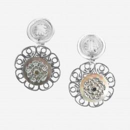 Cercei EPICA argintii, 38035