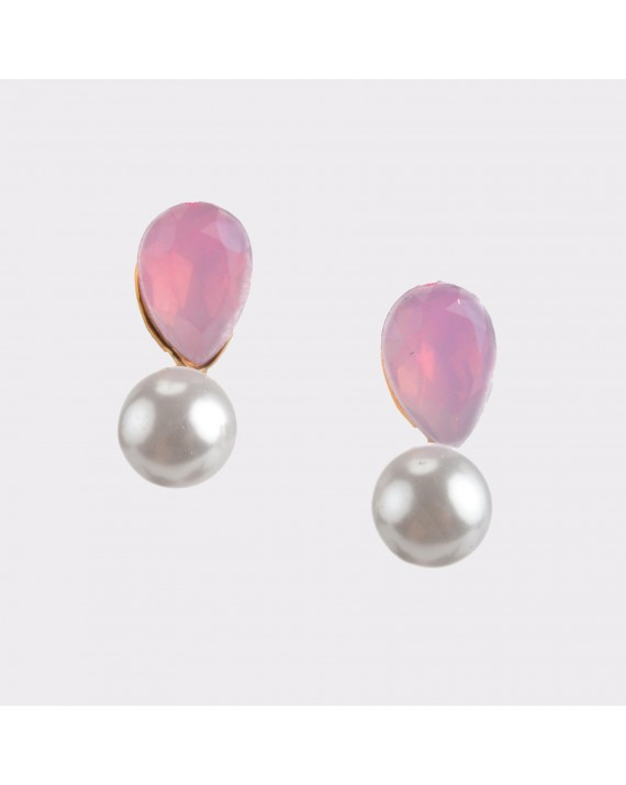 Cercei EPICA roz, 10103A