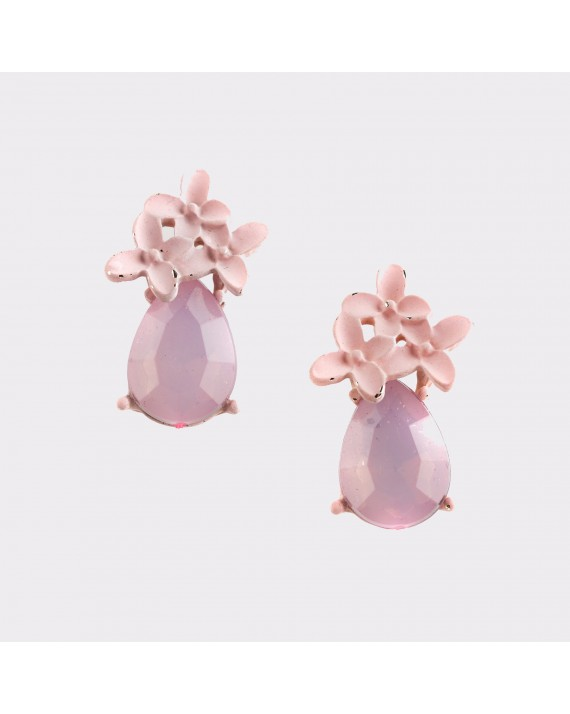 Cercei EPICA roz, 11733