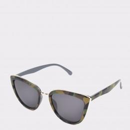 Ochelari de soare EPICA kaki, 90500, din PVC
