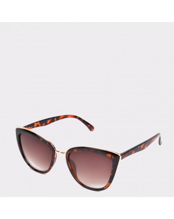 Ochelari de soare EPICA maro, 90500, din PVC