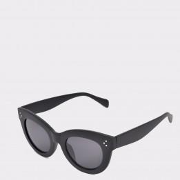 Ochelari de soare EPICA negri, 90236, din PVC