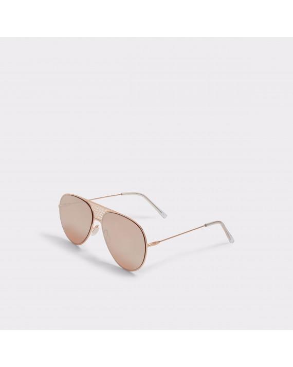 Ochelari soare ALDO aurii, Rirede, din PVC