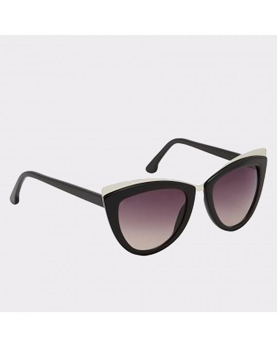 Ochelari soare ALDO negri, Delosie, din PVC