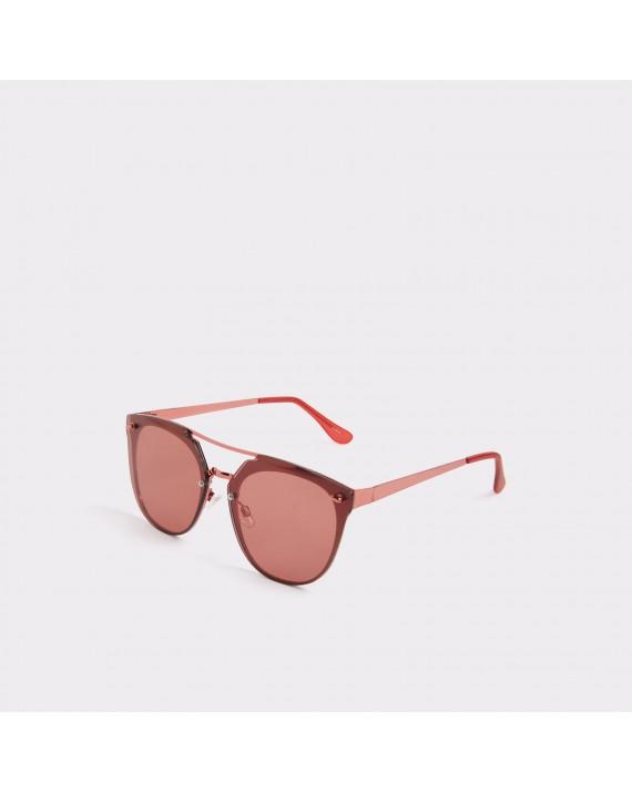 Ochelari soare ALDO rosii, Ciskowski, din PVC