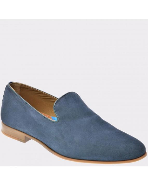 Pantofi ALDO bleumarin, Tralisien, din piele naturala