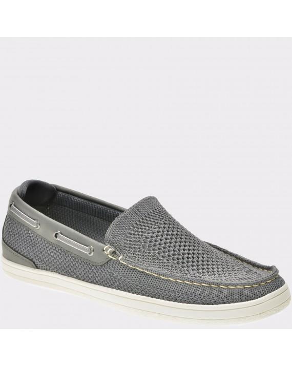 Pantofi ALDO gri, Gralewet, din material textil