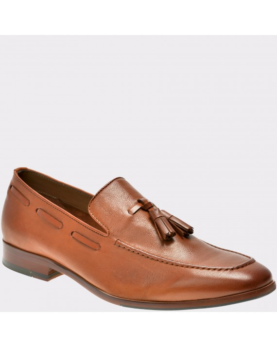 Pantofi ALDO maro, Zoacien, din piele naturala