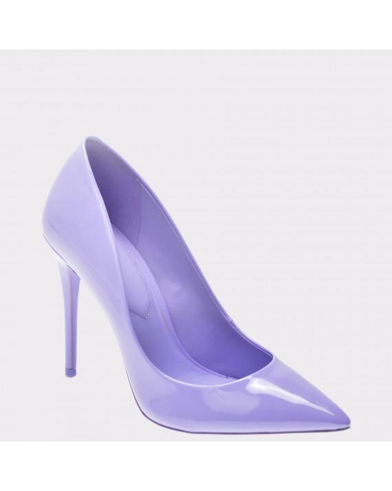 Pantofi ALDO mov, Stessy, din piele ecologica
