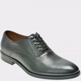 Pantofi ALDO negri, Eloie, din piele naturala