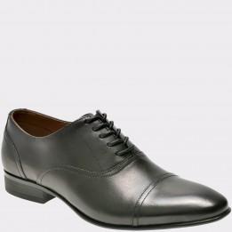Pantofi ALDO negri, Nalessi, din piele naturala