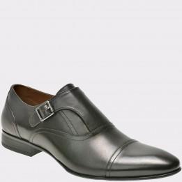 Pantofi ALDO negri, Palia, din piele naturala