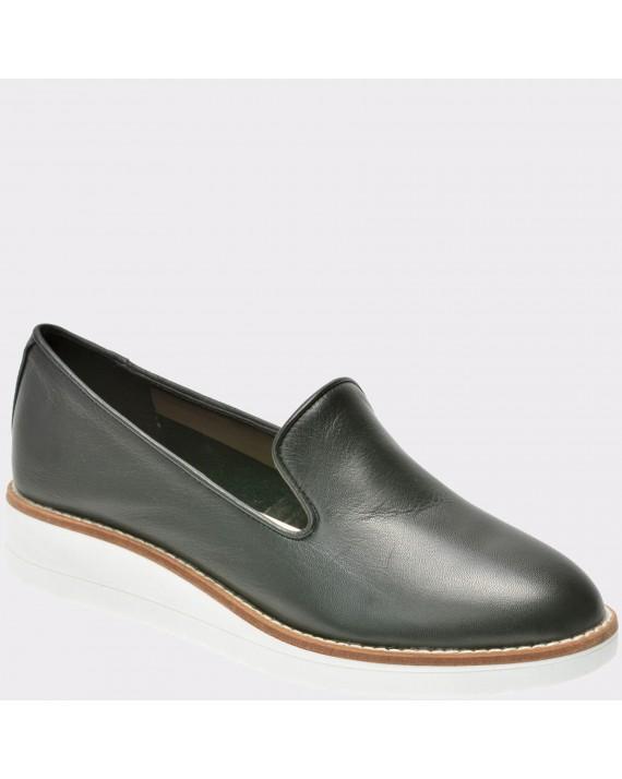 Pantofi ALDO negri, Stephona, din piele naturala