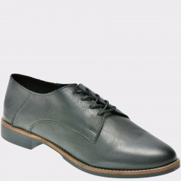 Pantofi ALDO negri, Tepolini, din piele naturala