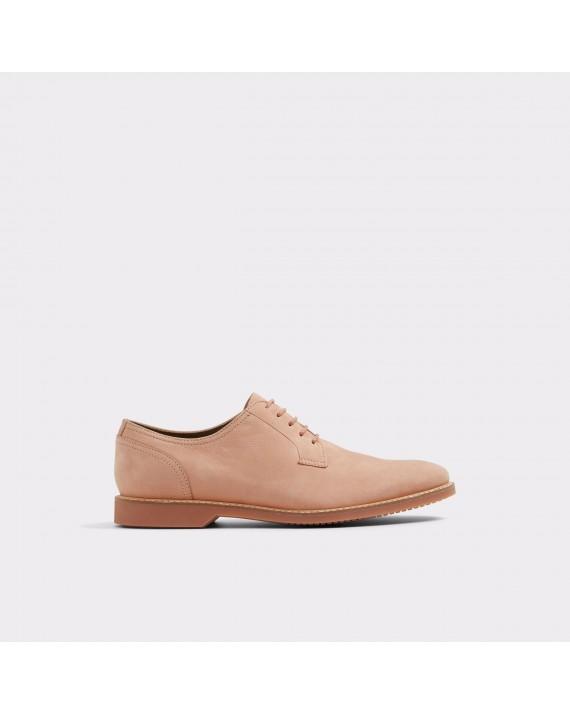 Pantofi ALDO roz, Zeviel, din piele naturala