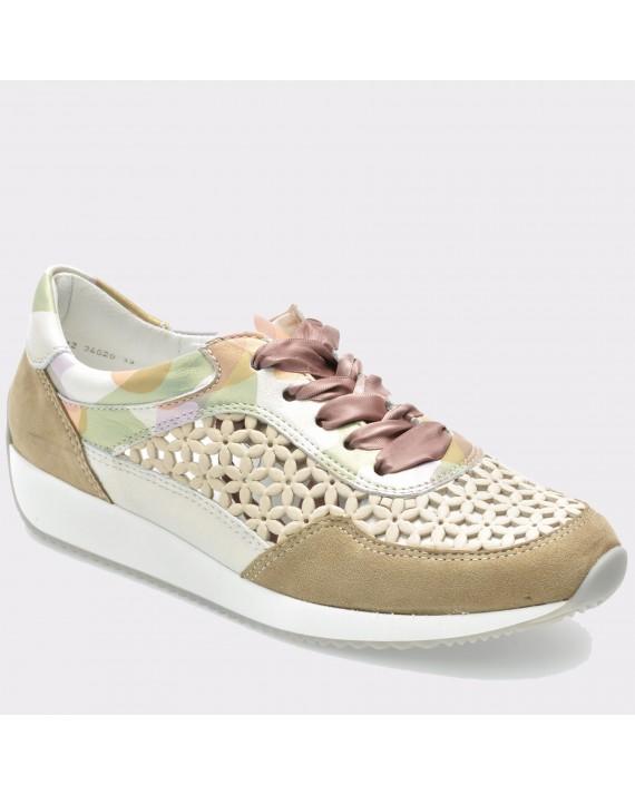 Pantofi ARA multicolori, 34020, din piele intoarsa