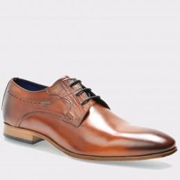 Pantofi BUGATTI maro, 25202, din piele naturala