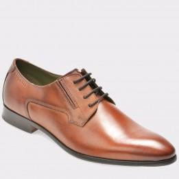 Pantofi BUGATTI maro, 41901, din piele naturala