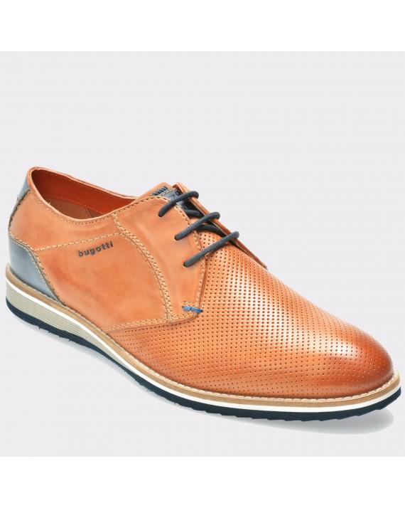 Pantofi BUGATTI maro, 45402, din piele naturala
