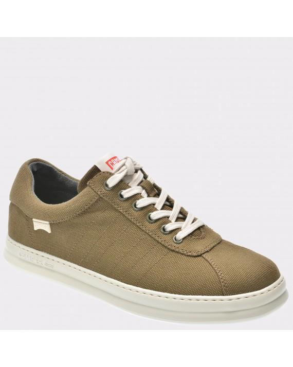 Pantofi CAMPER kaki, K100309, din material textil