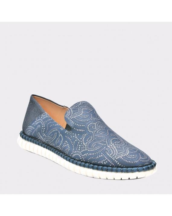 Pantofi CLARKS bleumarin, 6133519, din nabuc
