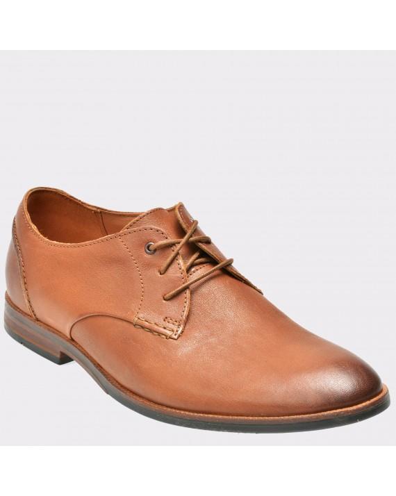 Pantofi CLARKS maro, 6123856, din piele naturala
