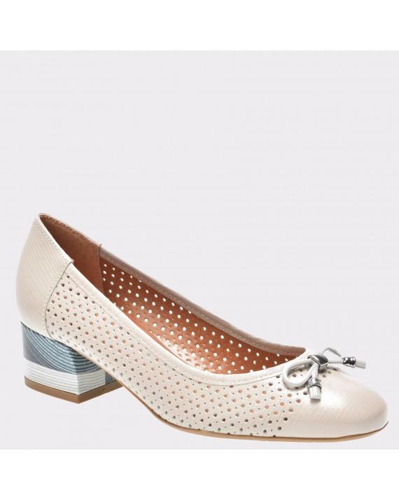 Pantofi EPICA lila, 8181423, din piele naturala