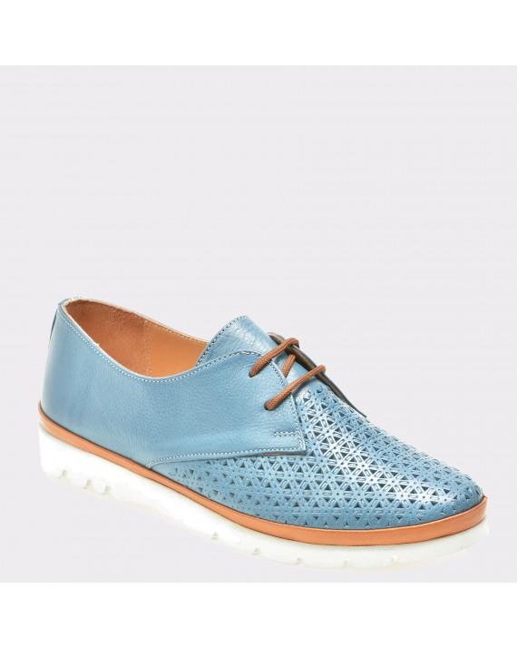 Pantofi FLAVIA PASSINI albastri, 14101A, din piele naturala