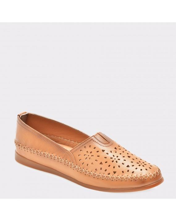 Pantofi FLAVIA PASSINI maro, 122, din piele naturala