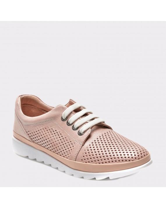 Pantofi FLAVIA PASSINI nude, 393030, din piele naturala