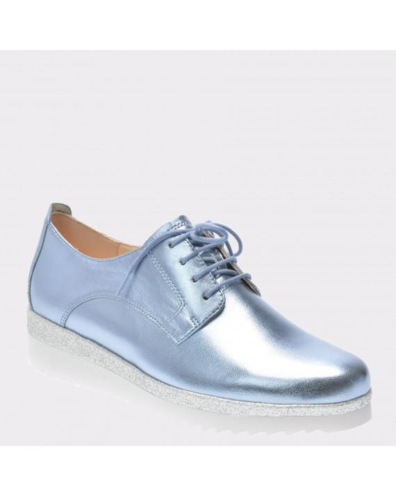 Pantofi GABOR albastri, 82548, din piele naturala