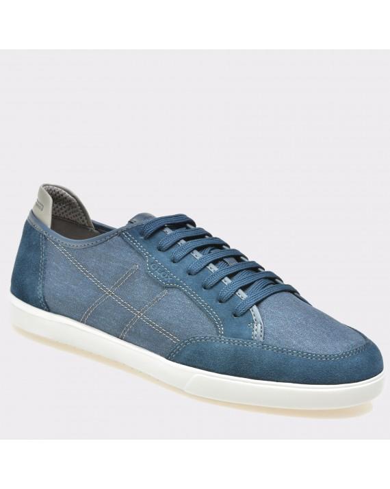 Pantofi GEOX albastri, U722Ca, din material textil