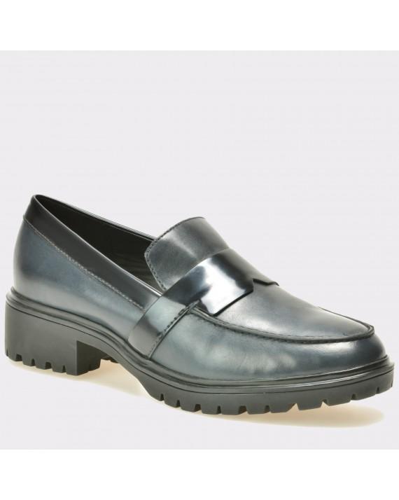Pantofi GEOX bleumarin, D640Gg, din piele naturala