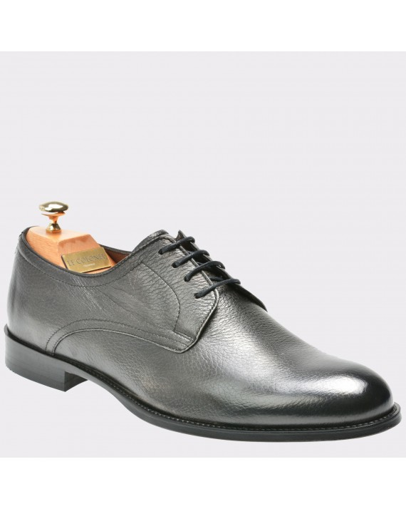 Pantofi LE COLONEL gri, 45209, din piele naturala