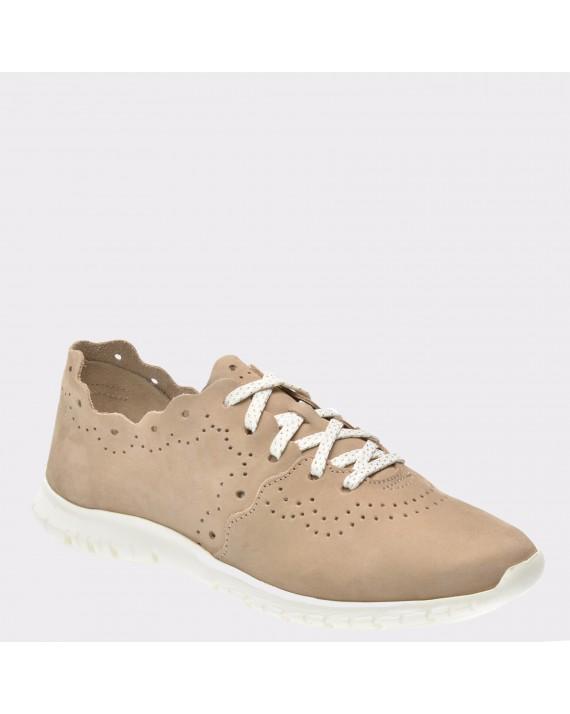 Pantofi SALAMANDER maro, 20004, din piele naturala
