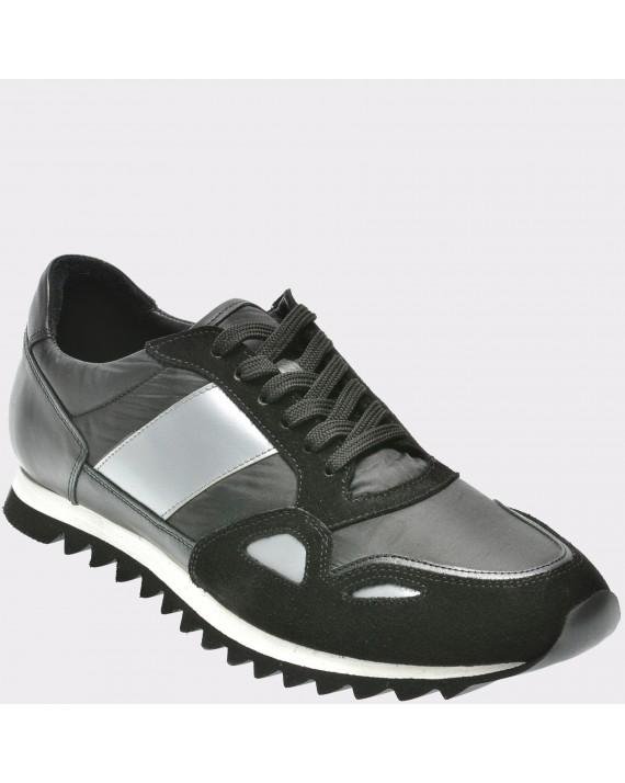 Pantofi sport GRYXX negri, 18921, din piele naturala