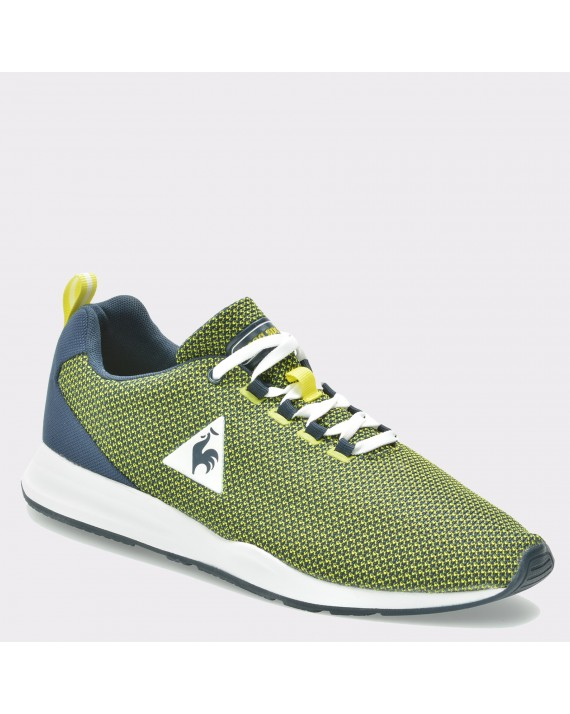 Pantofi sport LE COQ SPORTIF verzi, 1810405, din material textil