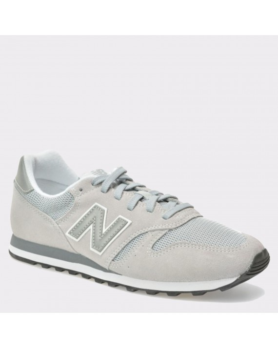 Pantofi sport NEW BALANCE gri, Ml373, din piele intoarsa