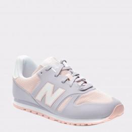 Pantofi sport pentru copii NEW BALANCE lila, Kd373, din piele ecologica