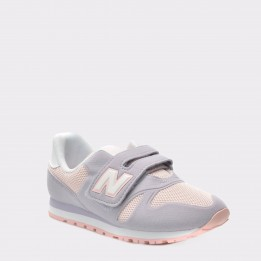 Pantofi sport pentru copii NEW BALANCE mov, Ka373, din material textil