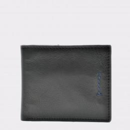 Portofel CLARKS negru, 6134062, din piele naturala