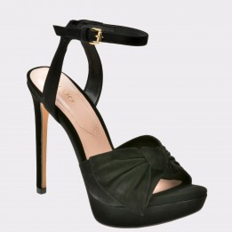 Sandale ALDO negre, Sublimity, din piele naturala
