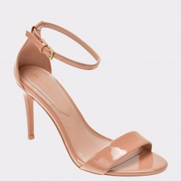 Sandale ALDO nude, Cally, din piele ecologica