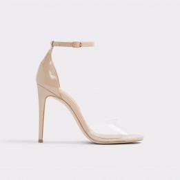 Sandale ALDO nude, Ligoria, din piele ecologica