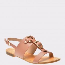 Sandale ALDO roz, Afiarien, dinpiele ecologica