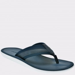Slapi ALDO bleumarin, Onaleniel, din material textil