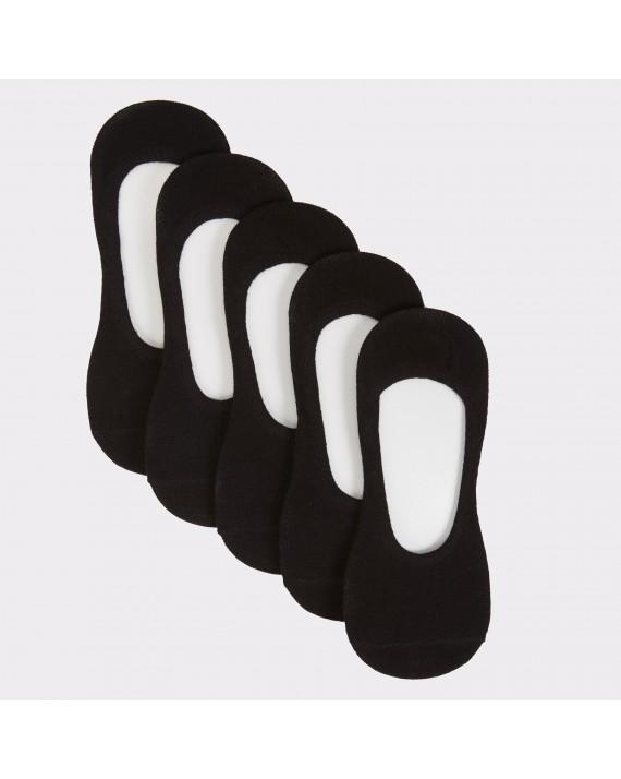Sosete ALDO negre, Kreitzer, din material textil