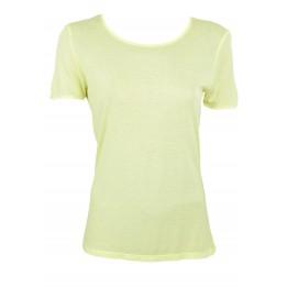 Tricou Noisy May Fiona Light Yellow