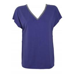 Tricou Promod Della Dark Blue